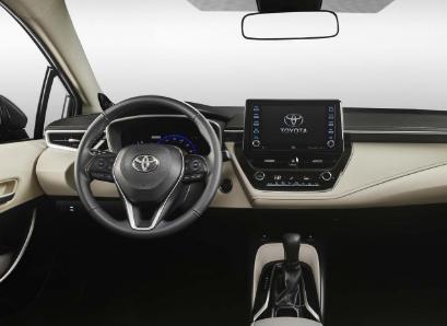 丰田卡罗拉揭示混合动力系统即将在2020年到来