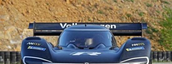 大众和ID R电动赛车手重返皮克斯巅峰
