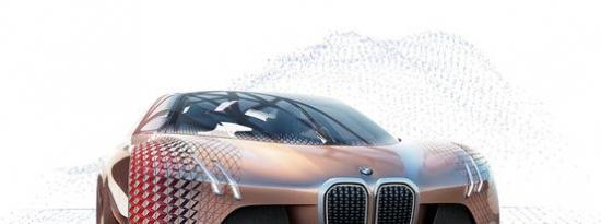 宝马在今年晚些时候发布概念车之前 在iNext上预览了自动驾驶