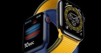 Apple Watch Series 8可以让用户测量体温
