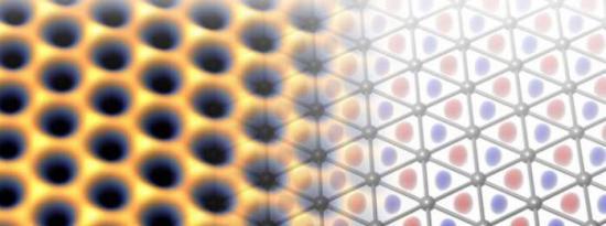 三角形蜂窝:物理学家设计新型量子材料