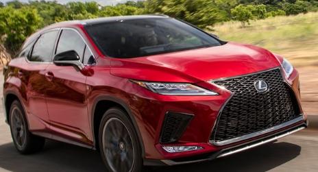 2020年雷克萨斯RX通过新技术获得更高价格