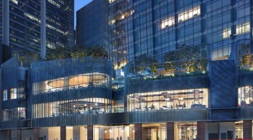 新加坡汇盛地产汇盛大厦