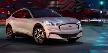 我们对2021年福特野马Mach-E动力总成的理解