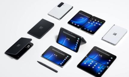Microsoft Surface Duo 2现已推出5G和出色的升级