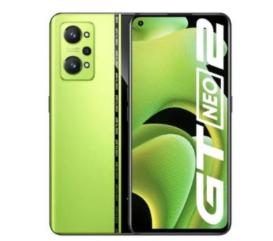 Realme GT Neo 2搭载骁龙 870与120Hz显示屏