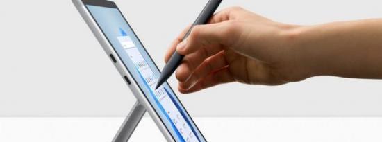Surface Pro X获得仅支持WiFi的版本和Windows 11