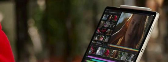 新泄漏表明未来的iPad Pro可能默认水平放置