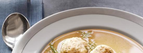 MATZO丸子汤