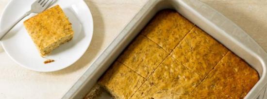 如何制作乔安娜盖恩斯的香蕉面包