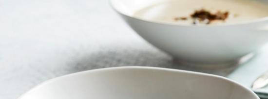 奶油两香菇汤