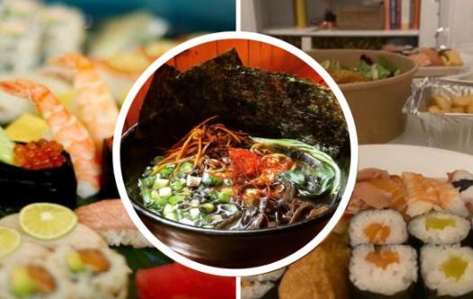 格拉斯哥日本料理的最佳去处