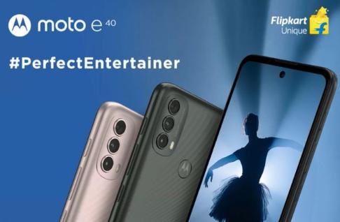 摩托罗拉在其E系列中推出了一款新的廉价手机
