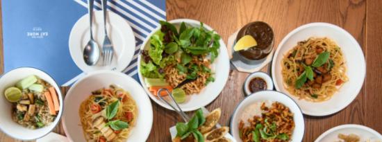 曼谷最好的素食盛宴