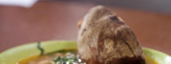 丰盛健康的 3 豆通心粉