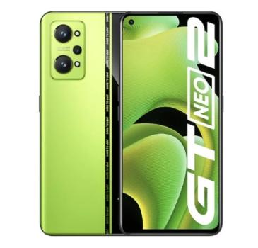 Realme GT Neo 2现已正式亮相