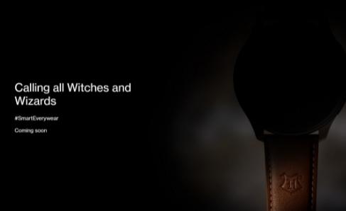 OnePlus Watch哈利波特版即将推出