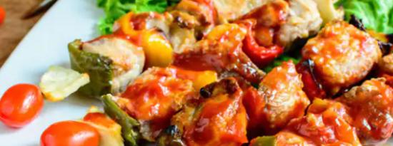 盘点5种美味蔬菜唐杜里小吃