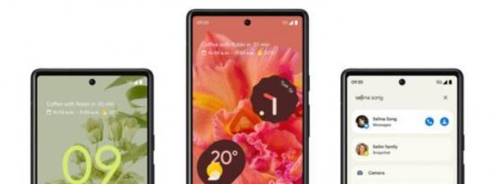 谷歌Pixel 6系列或将获4大安卓更新