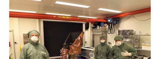 英国为研究太阳风的太空任务做出重要贡献
